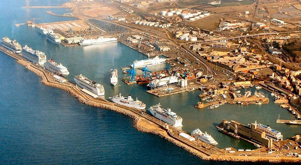 civitavecchia port