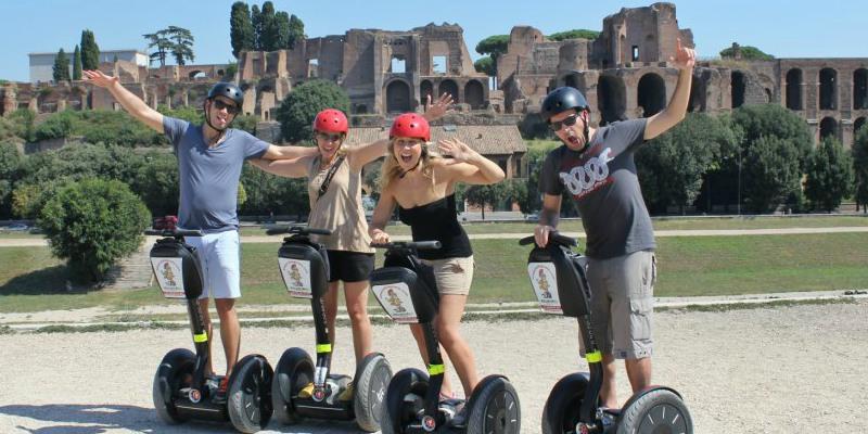 Segue Tours Rome